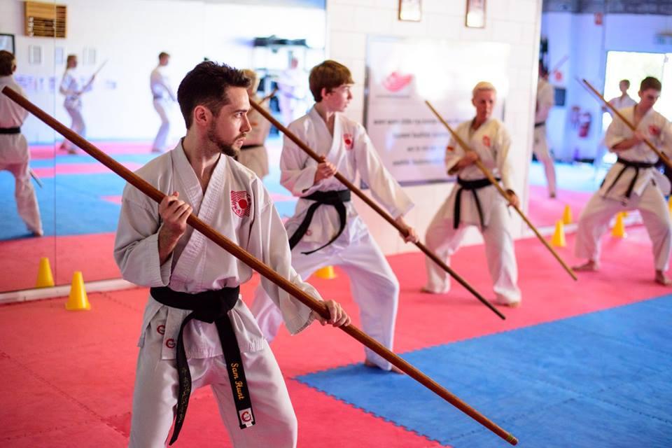 Kobujutsu (weapons training)