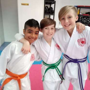 Sunshine Coast Karate Boys