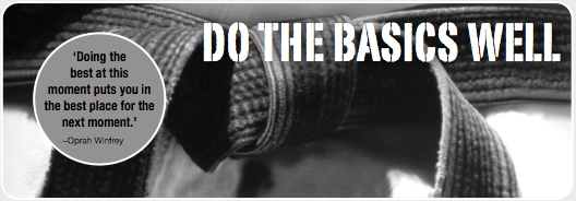 do-the-basics-well