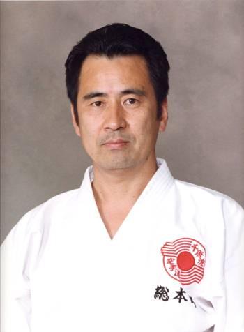 Chito-Ryu Soke
